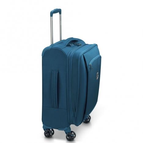 چمدان-دلسی-مدل-montmartre-air-آبی-235280912-نمای-کناری
