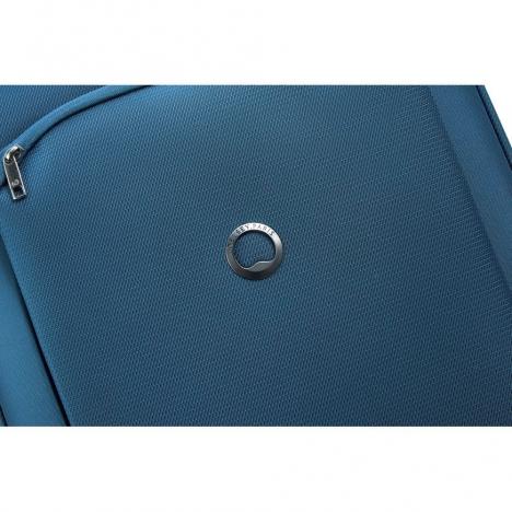 چمدان-دلسی-مدل-montmartre-air-آبی-235283912-نمای-لوگو-دلسی