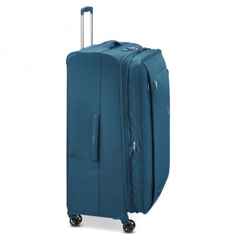 چمدان-دلسی-مدل-montmartre-air-آبی-235283912-نمای-کناری