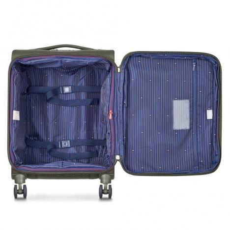 چمدان-دلسی-مدل-montmartre-air-زیتونی-235280913-نمای-داخل