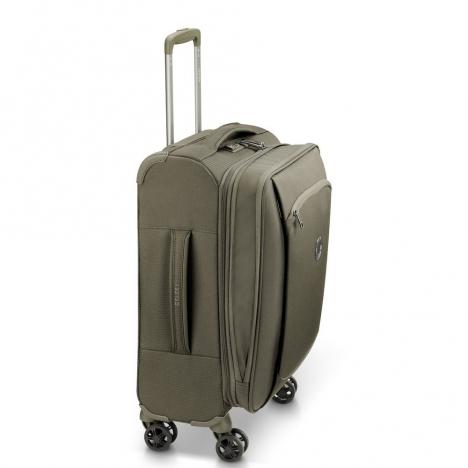 چمدان-دلسی-مدل-montmartre-air-زیتونی-235280913-نمای-کناری