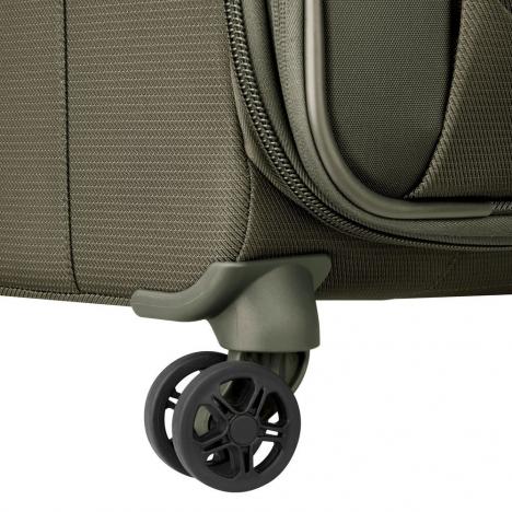 چمدان-دلسی-مدل-montmartre-air-زیتونی-235280913-نمای-چرخ