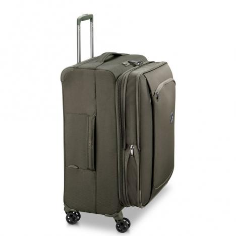چمدان-دلسی-مدل-montmartre-air-زیتونی-235281913-نمای-کناری