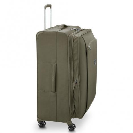 چمدان-دلسی-مدل-montmartre-air-زیتونی-235283913-نمای-کناری