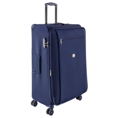 چمدان دلسی مدل 124402 نمای سه رخ