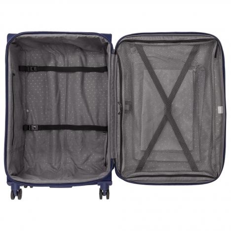 چمدان دلسی مدل 124402 نمای داخل