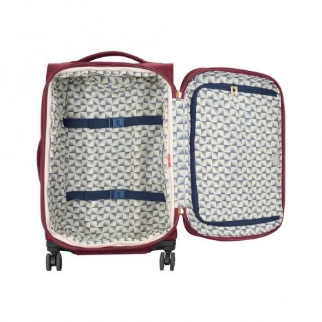 چمدان دلسی مدل 201880104 نمای داخل