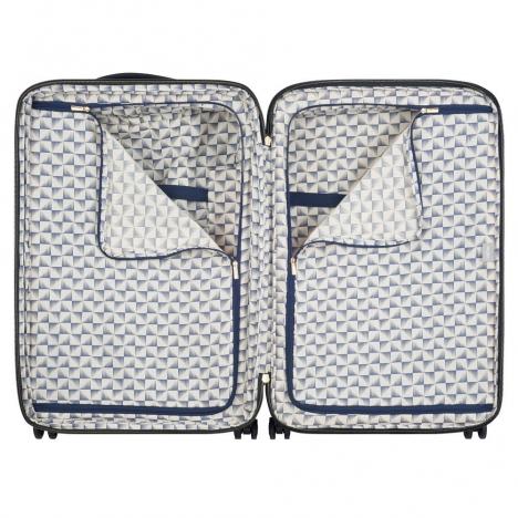 چمدان دلسی مدل 201881100 نمای داخل