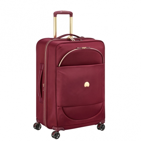 چمدان دلسی مدل 201881104 نمای سه رخ