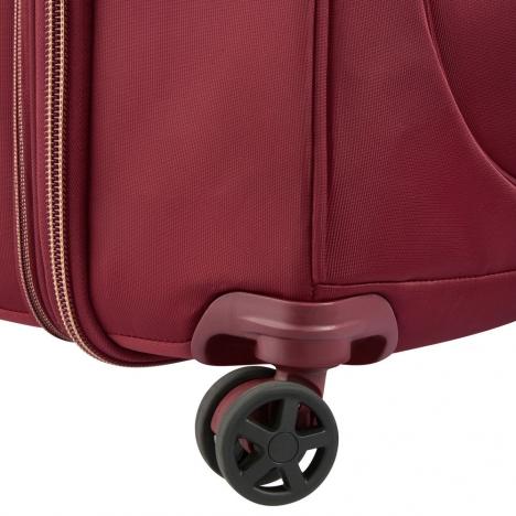چمدان دلسی مدل 201881104 نمای چرخ