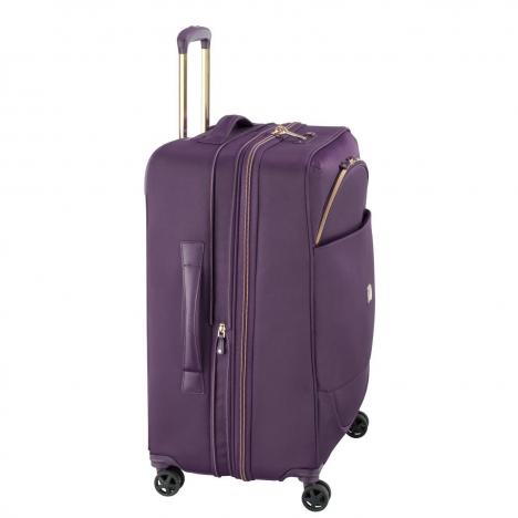 نمای کناری از چمدان دلسی مدل montrouge - کد 201881108