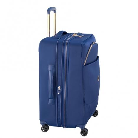 چمدان-دلسی-مدل-montrouge-آبی-201881102-نمای-کناری