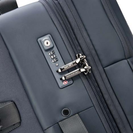 چمدان-دلسی-مدل-montsouris-نوک-مدادی-236577301-نمای-زیپ