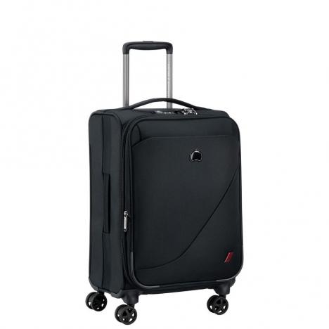 چمدان-دلسی-مدل-new-destination-مشکی-200480100-نمای-سه-رخ