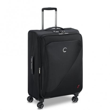 چمدان-دلسی-مدل-new-destination-مشکی-200481000-نمای-سه-رخ