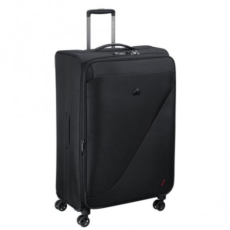 چمدان-دلسی-مدل-new-destination-مشکی-200482100-نمای-سه-رخ