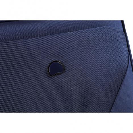 چمدان-دلسی-مدل-new-destination-آبی-200481002-نمای-لوگو-دلسی