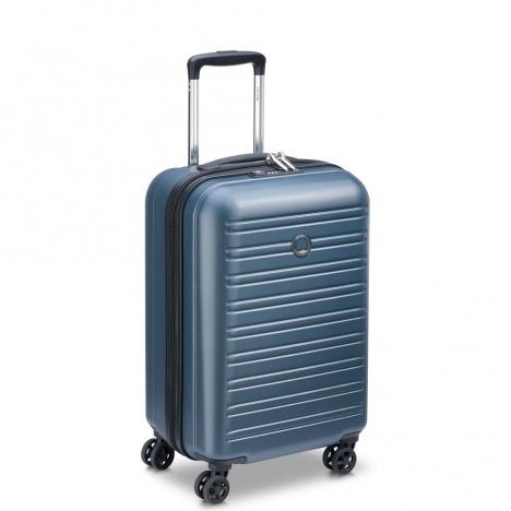 چمدان-دلسی-مدل-segur-آبی-205880402-نمای-سه-رخ