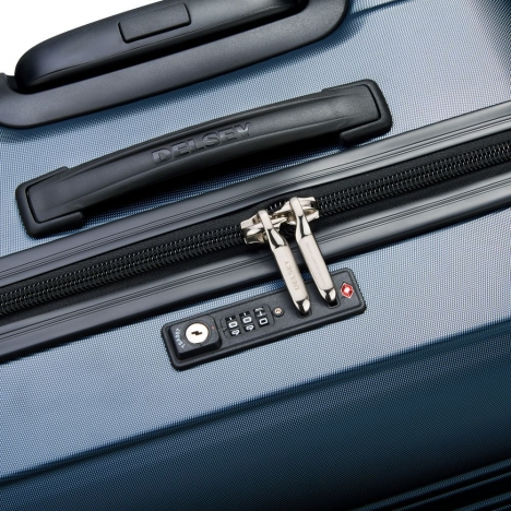 چمدان-دلسی-مدل-segur-آبی-205880402-نمای-زیپ