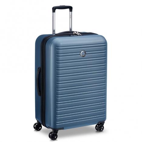 چمدان-دلسی-مدل-segur-آبی-205882202-نمای-سه-رخ