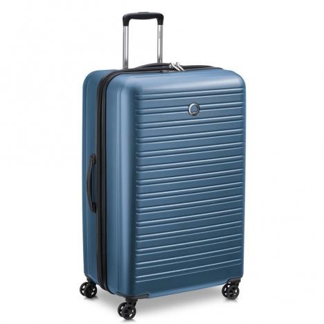 چمدان-دلسی-مدل-segur-آبی-205883002-نمای-سه-رخ
