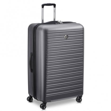 چمدان-دلسی-مدل-segur-خاکستری-205883011-نمای-سه-رخ