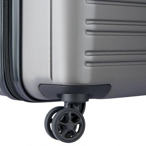 چمدان-دلسی-مدل-segur-خاکستری-205883011-نمای-چرخ