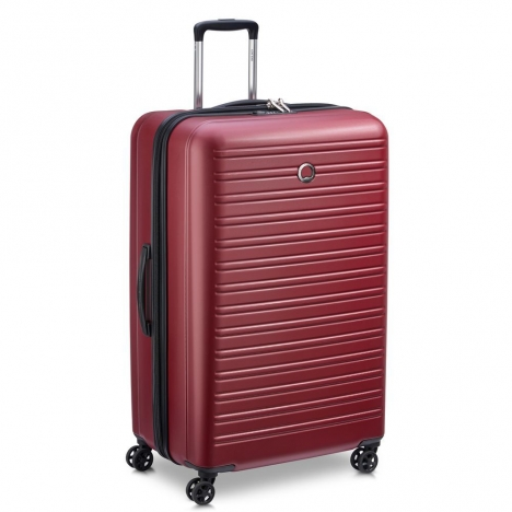 چمدان-دلسی-مدل-segur-قرمز-205883004-نمای-سه-رخ