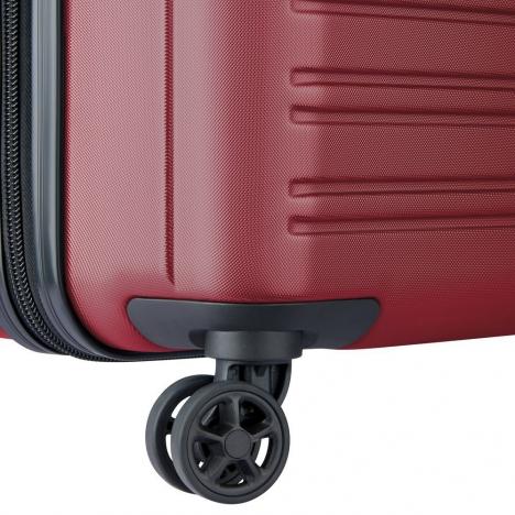 چمدان-دلسی-مدل-segur-قرمز-205883004-نمای-چرخ