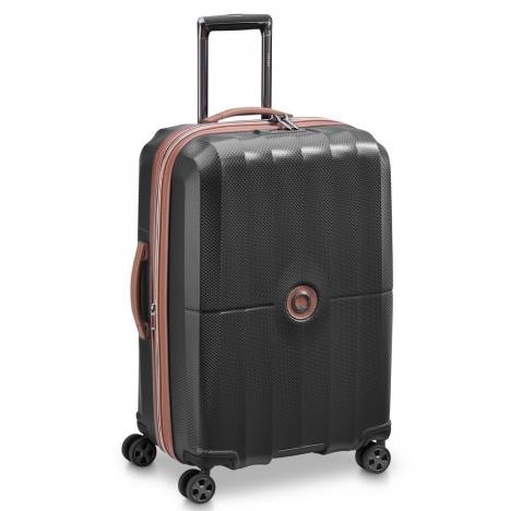چمدان-دلسی-مدل-st-tropez-مشکی-208782000-نمای-سه-رخ
