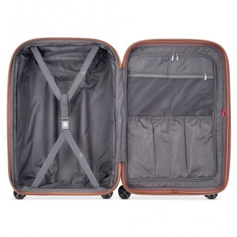 چمدان-دلسی-مدل-st-tropez-مشکی-208782000-نمای-داخل