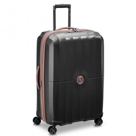 چمدان-دلسی-مدل-st-tropez-مشکی-208783000-نمای-سه-رخ