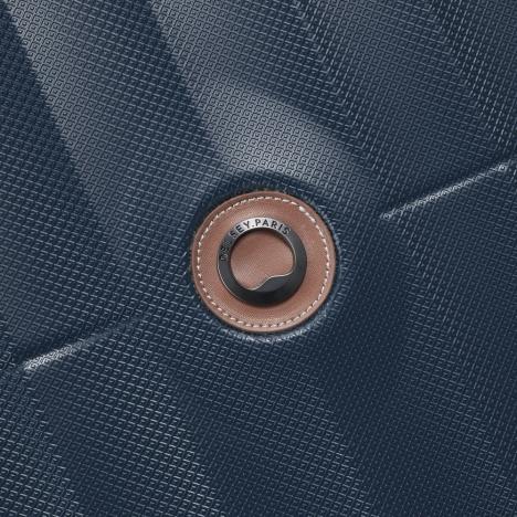 چمدان-دلسی-مدل-st-tropez-آبی-208782002-نمای-لوگو-دلسی