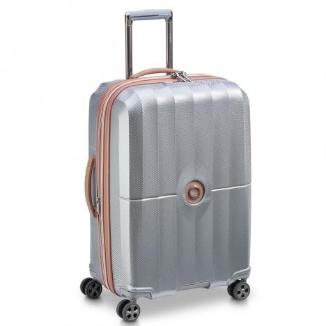 چمدان-دلسی-مدل-st-tropez-خاکستری-208782011-نمای-سه-رخ