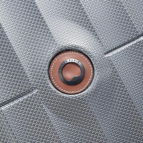 چمدان-دلسی-مدل-st-tropez-خاکستری-208782011-نمای-لوگو-دلسی