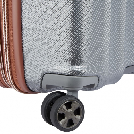 چمدان-دلسی-مدل-st-tropez-خاکستری-208782011-نمای-چرخ