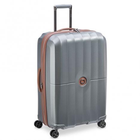 چمدان-دلسی-مدل-st-tropez-خاکستری-208783011-نمای-سه-رخ