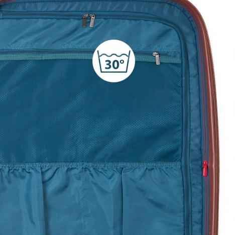 چمدان-دلسی-مدل-st-tropez-خاکستری-208783011-نمای-زیپ-جیب-داخلی