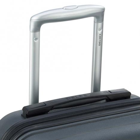 چمدان-دلسی-مدل-TASMAN-k-نوک-مدادی-310080101-نمای-دسته-چمدان