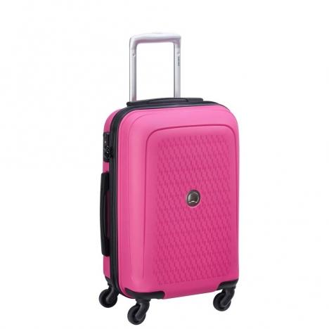 چمدان-دلسی-مدل-تاسمان-310080109-صورتی-نمای-سه-بعدی