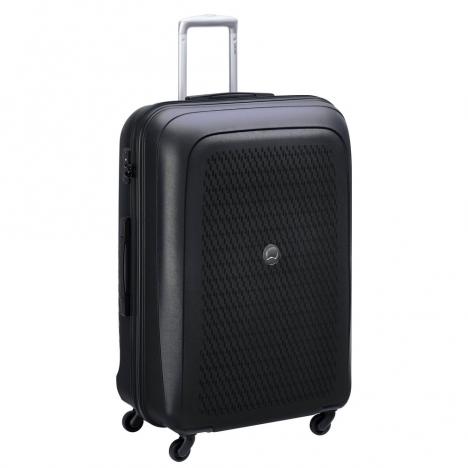 چمدان-دلسی-مدل-تاسمان-مشکی-310082100-نمای-سه-رخ