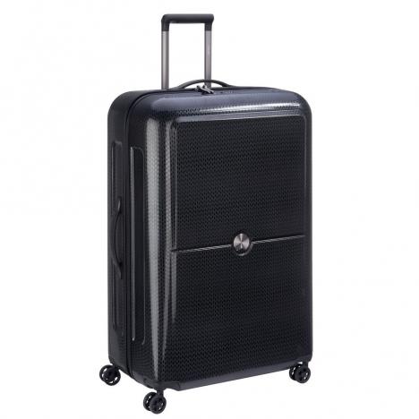 چمدان-دلسی-مدل-turenne-مشکی-162183000-نمای-سه-رخ