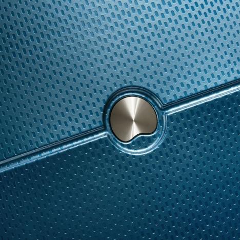 چمدان-دلسی-مدل-turenne-آبی-162182002-نمای-لوگو-دلسی