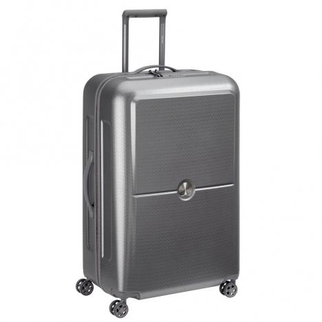 چمدان-دلسی-مدل-turenne-خاکستری-162182111-نمای-سه-رخ