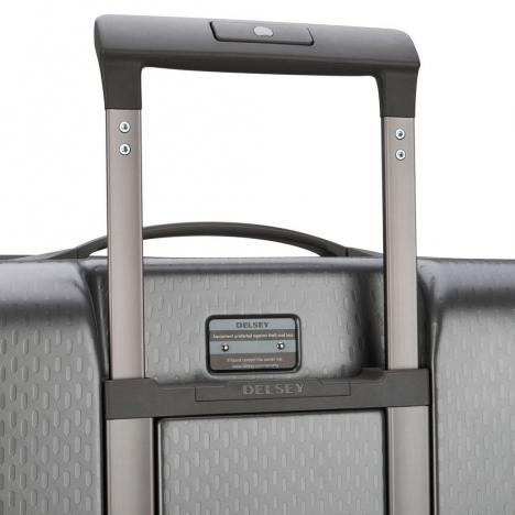 چمدان-دلسی-مدل-turenne-خاکستری-162183011-نمای-دسته-چمدان