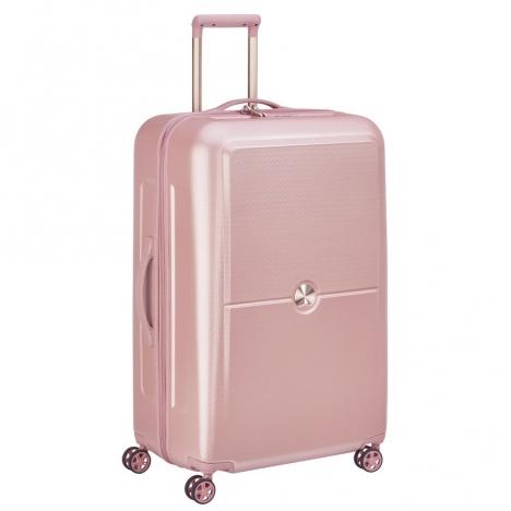چمدان-دلسی-مدل-turenne-صورتی-162182109-نمای-سه-رخ