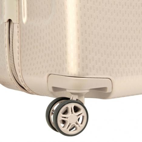 چمدان-دلسی-مدل-TURENNE-نمای-چرخ-های-بی-صدا