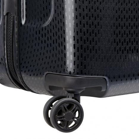 چمدان-دلسی-turenne-مشکی-چرخ-های-دوبل