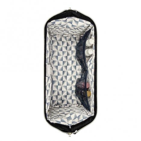 کیف آرایشی دلسی مدل 201815000 نمای داخل