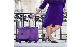 چمدان دلسی مدل سلوشن
